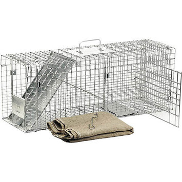Havahart Feral Cat Trap Rescue Kit