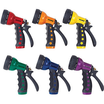 DRAMM Touch 'N Flow Revolver Nozzle, Assorted Colors