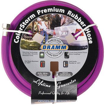 DRAMM 5/8 X 50' Red ColorStorm Premium Rubber Hose
