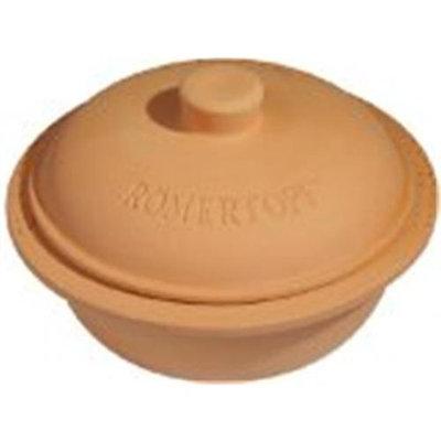 Reston Lloyd RomertopfA 4-Quart Round Family Casserole Roaster