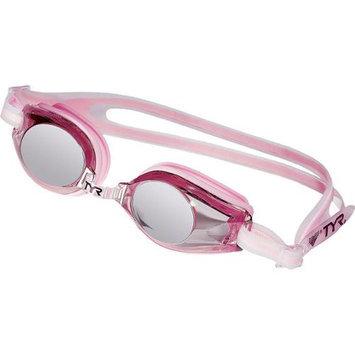 TYR Women's Femme T-72 Petite Metallized Swim Goggles