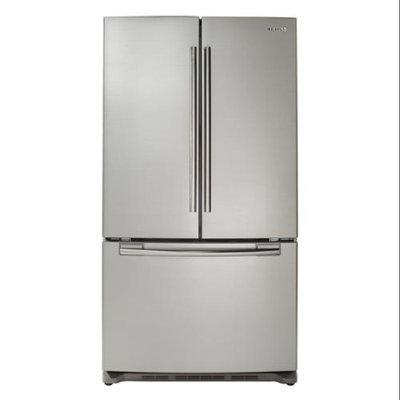 Samsung - 285 Cu Ft French Door Refrigerator - Stainless-Steel