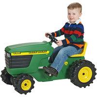 TOMY Brands 34380 John Deere Plastic Pedal Tractor