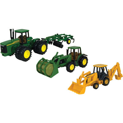 Learning Curve International, Inc. John Deere Toy Replica Vehicle Value Set #zMC