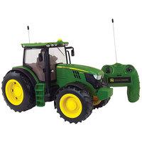 Tomy John Deere Radio Control 27MHz Tractor - 6190R