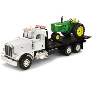 Ertl John Deere 1/16 Big Farm Truck w/ 4020 Tractor