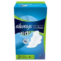 Always® Infinity™ Size 2