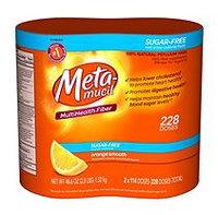 Metamucil Sugar Free - 228 doses