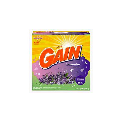 Gain Ultra Powder Laundry Detergent - Lavender - 12.8 lbs - 180 loads