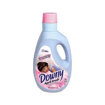 Procter & Gamble Downey Fabric Softener, April Fresh, 64oz Bottle