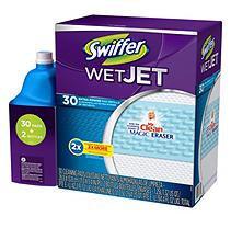 Swiffer WetJet Refill Pack