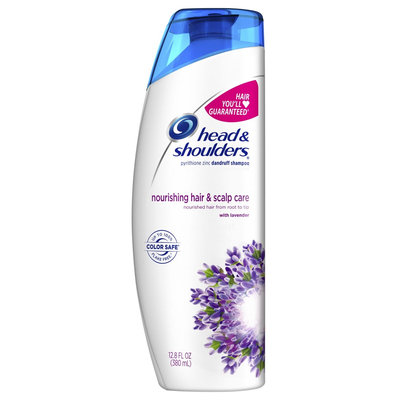 Head & Shoulders Nourishing Hair & Scalp Care Shampoo