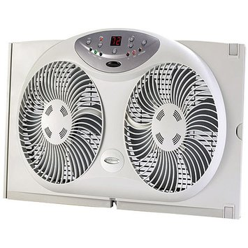 Jarden Home Environment BW2300 Bionaire 9-Inch Window Fan