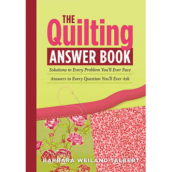 Workman Publishing Storey Publishing-The Quilting Answer Book