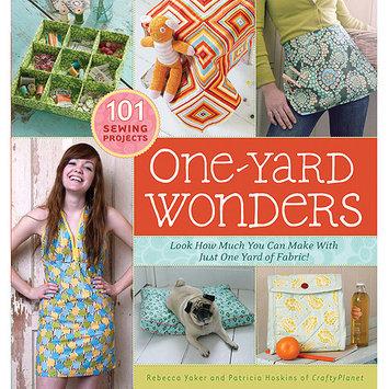 Storey Publishing-One-Yard Wonders