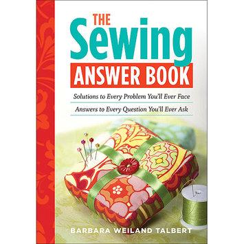 Workman Publishing 432810 Storey PublishingThe Sewing Answer Book