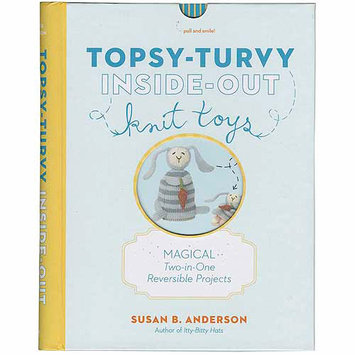 Storey Publishing Artisan Books-Topsy Turvy Inside Out Knit Toys