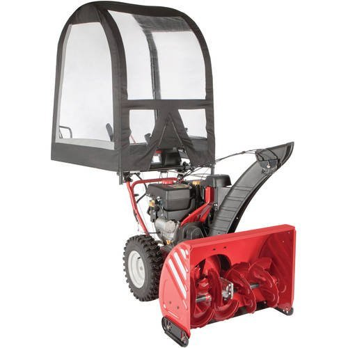 Arnold Deluxe Universal Snow Blower Cab, Model# 490-241-0032