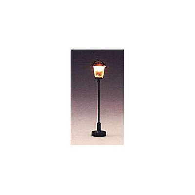 HO Boulevard Light, Clear w/Round Top 2 (3) - Model Power - 500