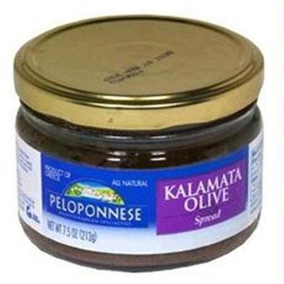 Peloponnese B46751 Peloponnese Kalamata Olive Spread -6x7.5oz