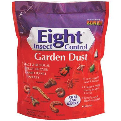 Bonide Products, Inc. BONIDE 3 Lb Eight Insect Control Garden Dust