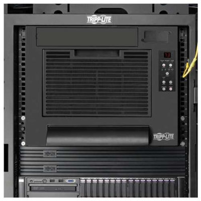 Tripplite Tripp Lite Smartrack 7,000 Btu 120v Rack-mounted Air Conditioning Unit - Cooler - 7000 Btu/h Cooling Capacity - Black (srcool7krm)