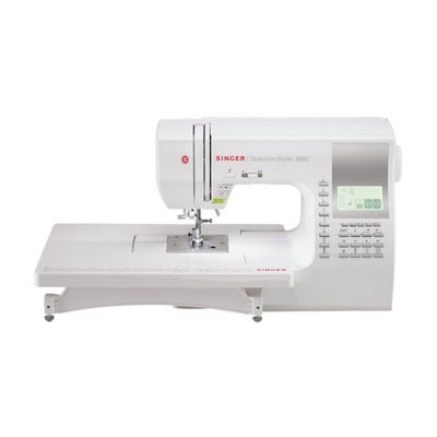 Singer 9960 Quantum Stylist Electric Sewing Machine