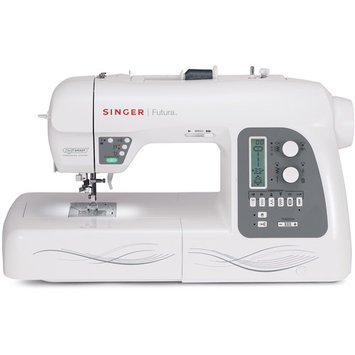 Singer Sewing Co Singer Futura XL-550 Sewing and Embroidery Machine