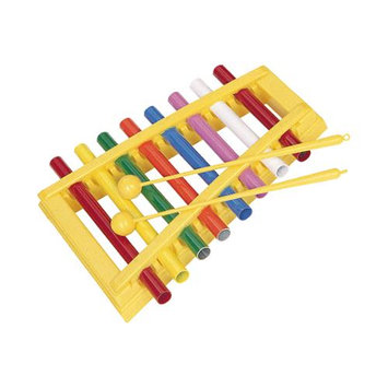 Rhythm Band 8-Note Xylopipes 8-Note Set