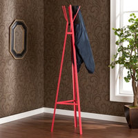 Southern Enterprises, Inc. Breckyn Metal Coat Rack - Watermelon