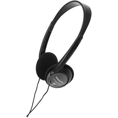 Panasonic Lightweight Stereo Headphones with XBS RP-HT21