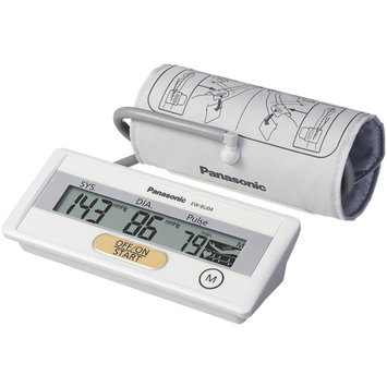 Panasonic Portable Upper Arm Blood Pressure Monitor