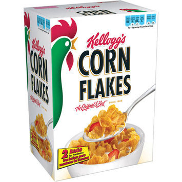 Kellogg's Corn Flakes Cereal, 36 oz, (Pack of 6)