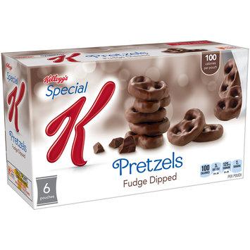 Special K® Kellogg's Pretzels Fudge Dipped