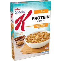 Special K® Kellogg's Cinnamon Brown Sugar Crunch Protein Cereal