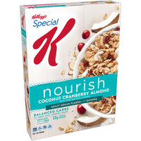 Special K® Kellogg's Nourish® Apple Raspberry Almond Cereal