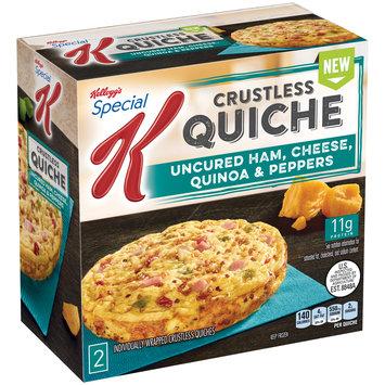Special K® Kellogg's Crustless Quiche
