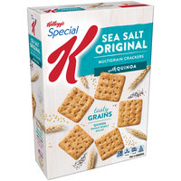Special K® Kellogg's Sea Salt Original Multigrain Crackers
