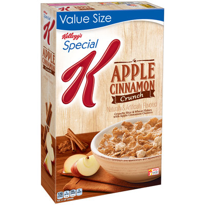 Special K® Kellogg's Apple Cinnamon Crunch Cereal
