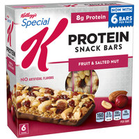 Special K® Kellogg's Fruit & Salted Nut Protein Snack Bars