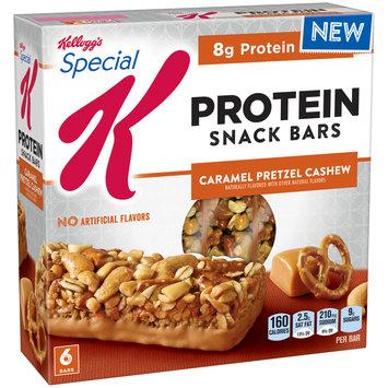 Special K® Kellogg's Caramel Pretzel Cashew Protein Snack Bars