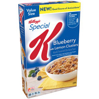 Special K® Kellogg's Blueberry with Lemon Clusters Cereal
