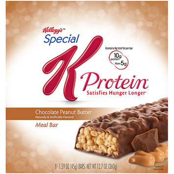 Keebler Protein Meal Bars, Chocolate Peanut Butter
