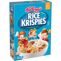 Kellogg's Rice Krispies Cereal, 12 oz, (Pack of 14)