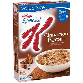 Special K® Kellogg's Cinnamon Pecan Cereal