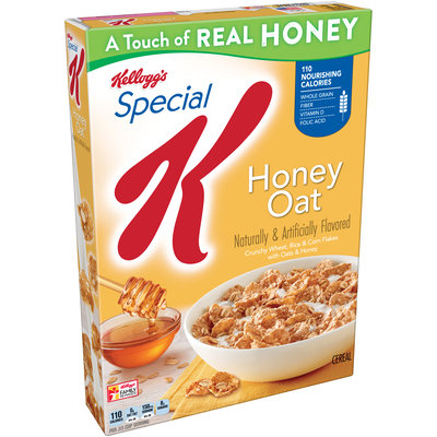 Special K® Kellogg's Oats & Honey Cereal