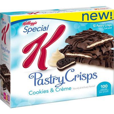 Special K® Kellogg's Cookies & Creme Pastry Crisps,