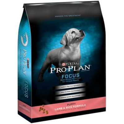 Nestlé Purina Dog Supplies Pro Plan Puppy Lamb/Rice