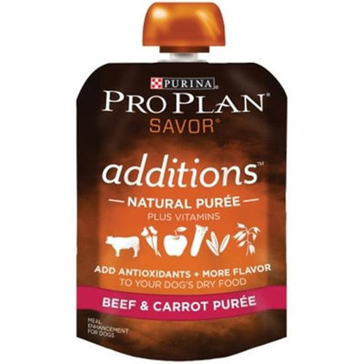 Nestlé Purina Pet Care Canned NP16426 Pro Plan Additions Beef-Carrot 14-4.5 Oz.