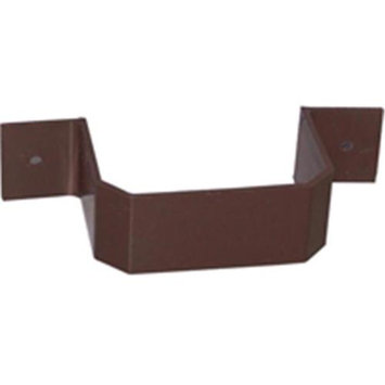 Genova Products 2439792 Bracket Gutter - Brown 3 x 4 In.